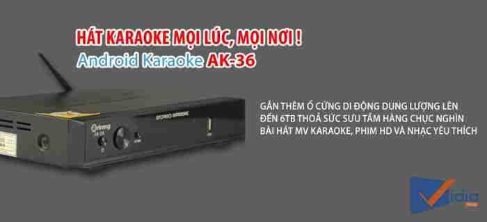 đầu karaokeArirangAK-36