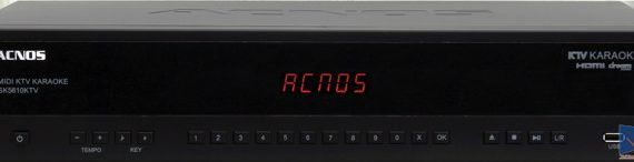 Đầu hát Karaoke Acnos SK 5610-KTV