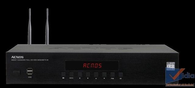 Đầu Hát Karaoke Acnos SK9028KTV-W