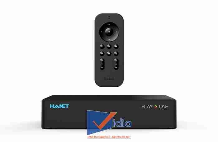 Đầu karaoke HanetPlayX One 2TB