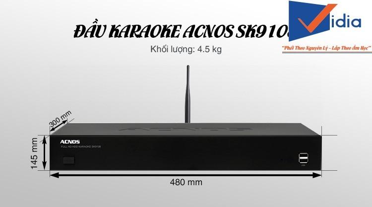 Acnos SK9108 2TB