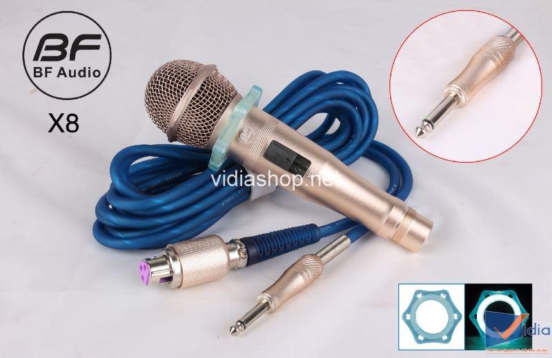 micro karaoke BF X8(1)