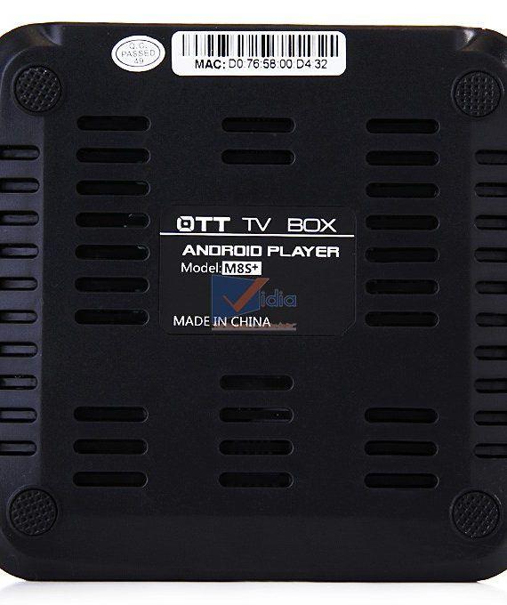 An d r oi d TV Box M8S+