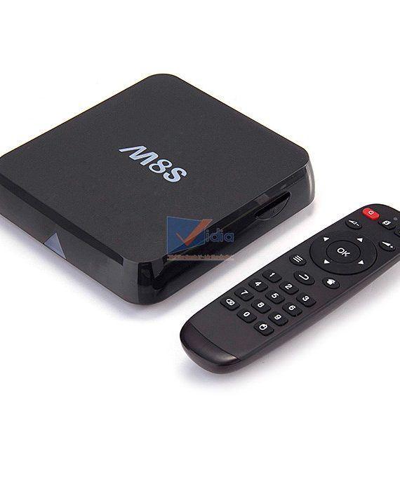 An dro id TV Box M8S
