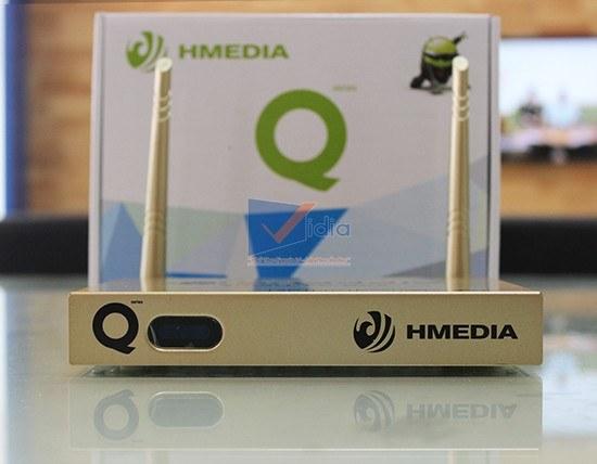 An dr oid TV Box Q9