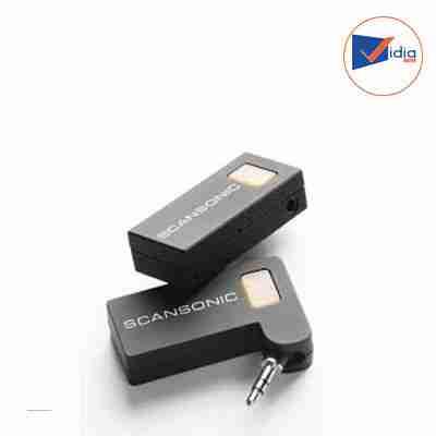 BT-2.1 Bluetooth receiver Black