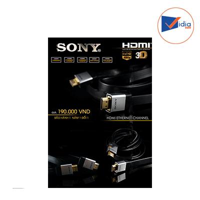 Cap Hdmi 1.4 Sony 2m
