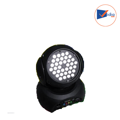 Den Karaoke Moving Head Wash LED