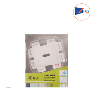 Hub USB 7 Port 2.0 SSK