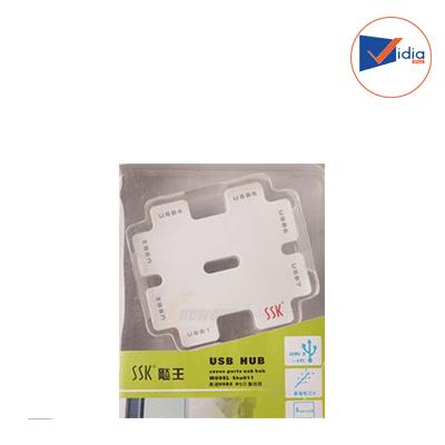 Hub USB 7 Port 2.0 SSK