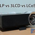Công Nghệ 3LCD, DLP, LCOS Trong Tạo Hình Máy Chiếu Đối Với Dàn Xem Phim Cao Cấp