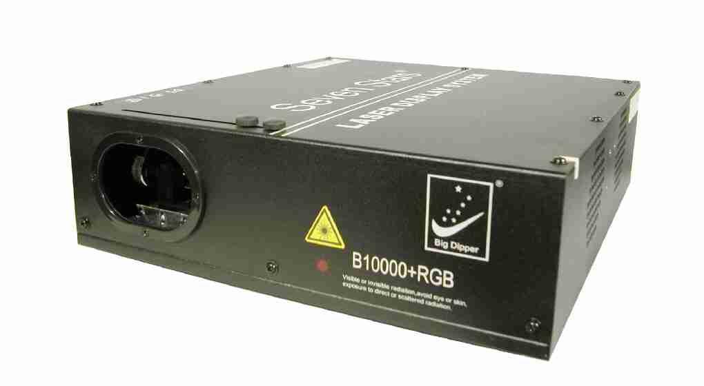 Đèn Laser B10000 + RGB