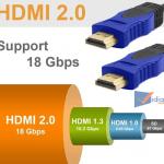 Điểm Đặc Biệt Của HDMI 2.0 Với Các Chuẩn HDMI Cũ Đối Với Dàn Xem Phim Cao Cấp