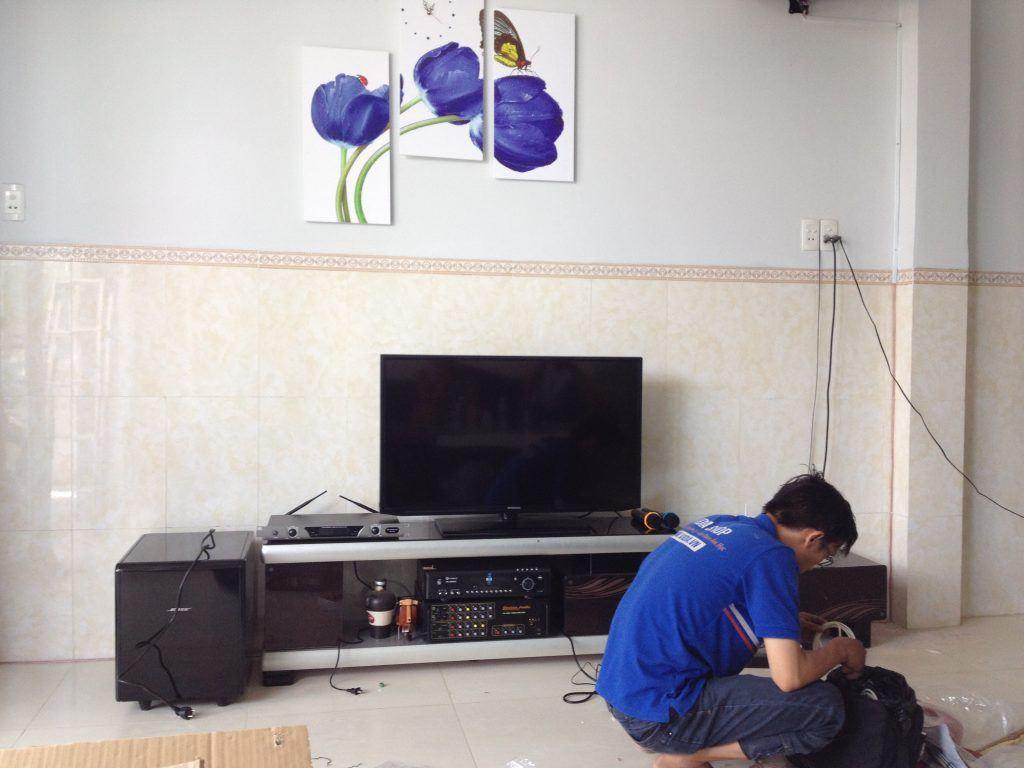 Dàn karaoke Anh Vinh- Long An