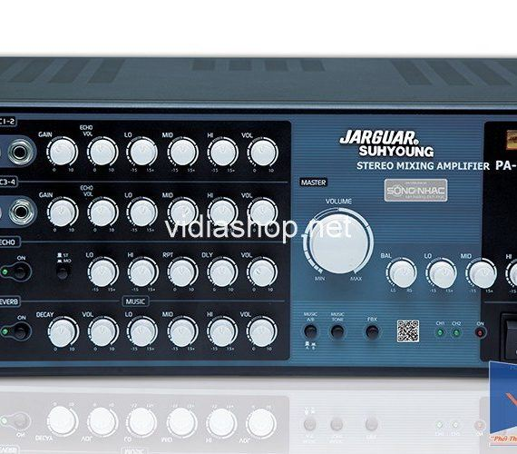 Amply Karaoke Jarguar PA-700A