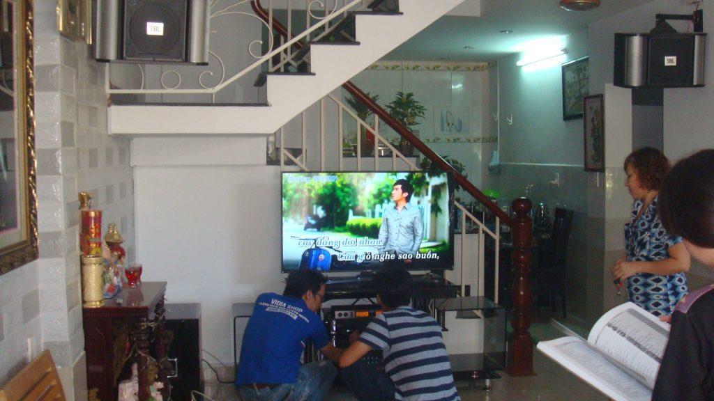 Dàn karaoke Chị Hạnh - Quận 7