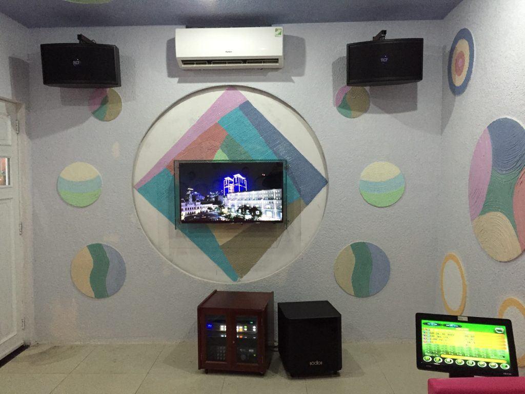 Karaoke Hồ Mây - Vũng Tàu
