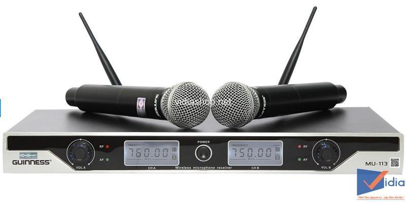 Làm Gì Khi Micro Karaoke Không Dây Bị Mất Tín Hiệu