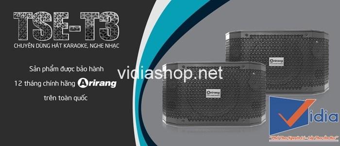 Loa karaoke Ariang TSE-T3 NEW