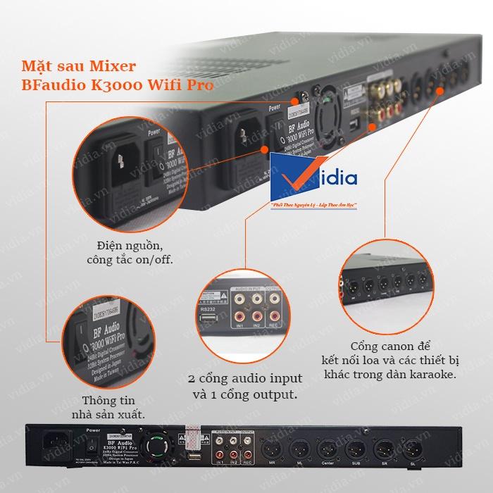 Mixer-BF K3000-5