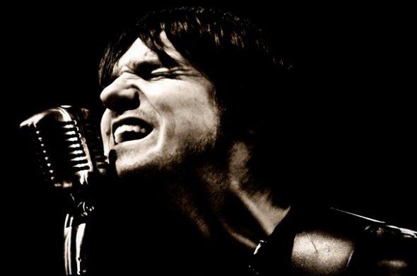 Rock-singer