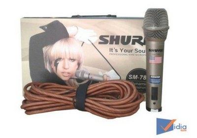 Shure SM78A