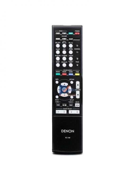 Amply Denon AVR-X1200W