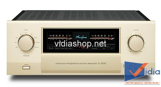 Amply Accuphase E-600(1)