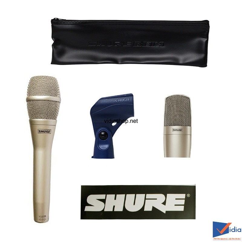 micro karaoke shure ksm9 vnbuilding. Black Bedroom Furniture Sets. Home Design Ideas