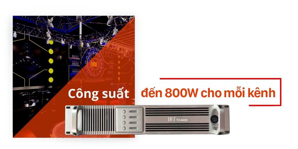 main E3 TX-6400