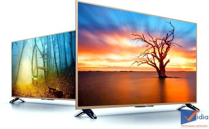 Xiaomi Ra Mắt TV Thông Minh: Mi TV 4A Giá Chỉ 163 USD
