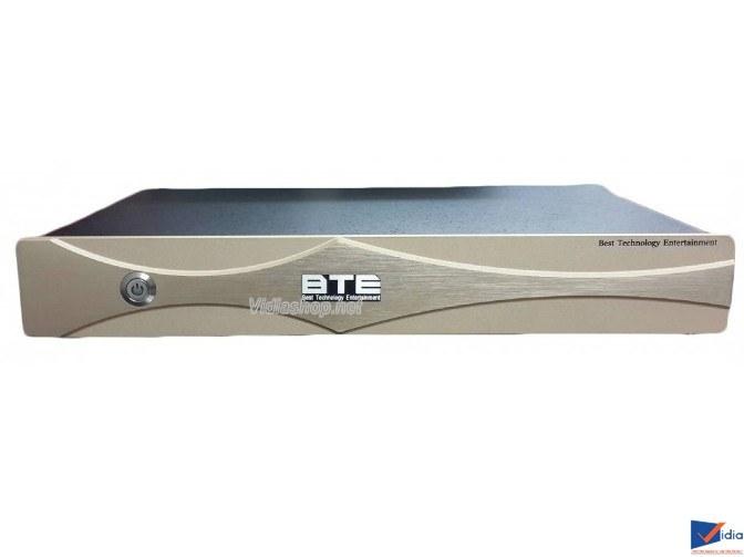 Đầu Karaoke BTE Platinum 3TB Gold với chất lượng full HD