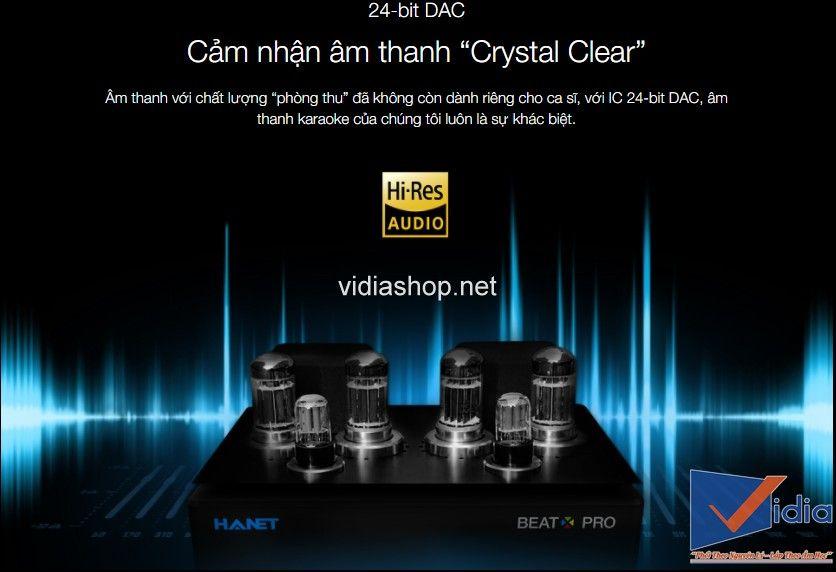 """4-bit DAC Cảm nhận âm thanh """"Crystal Clear"""""""