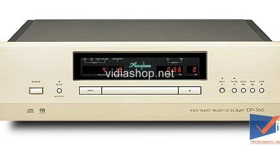 dau phat CD Accuphase DP-560(1)