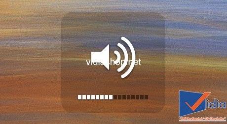 Điều chỉnh âm lượng