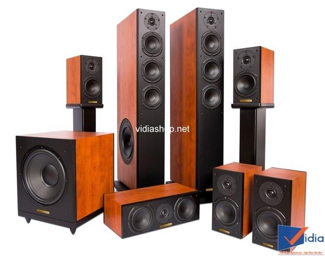 Hệ thống âm thanh 7.1