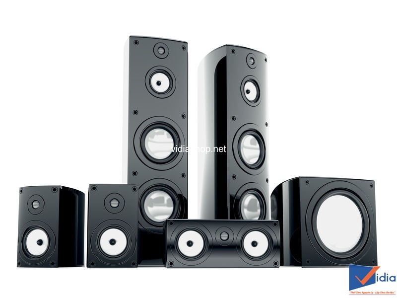 hệ thống âm thanh Dolby Digital 5.1