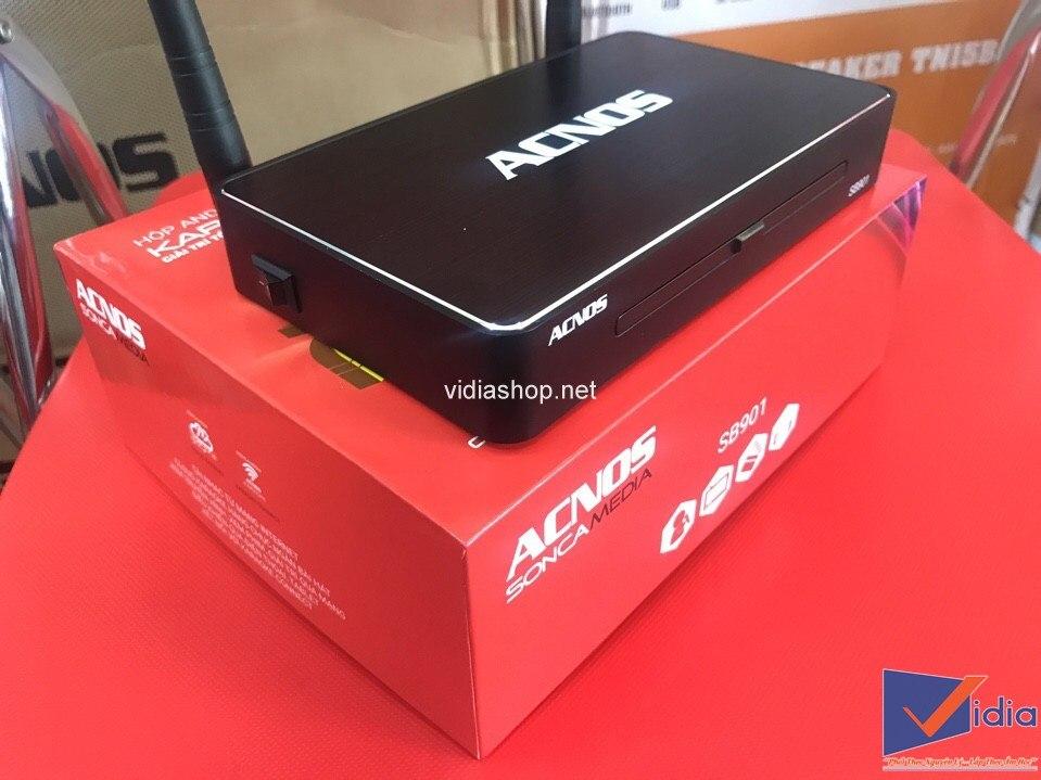 Hộp karaoke full HD Acnos Sb901