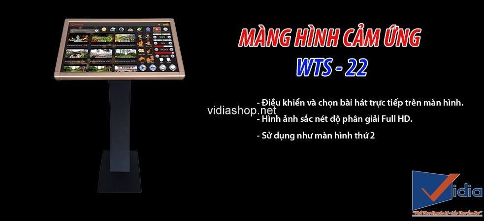 Màn hình cảm ứng ariang WTS-22