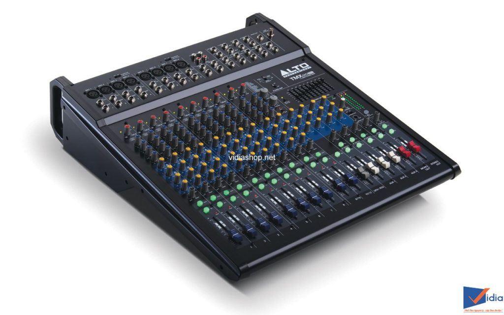 mixer cho dàn âm thanh chuyên nghiệp