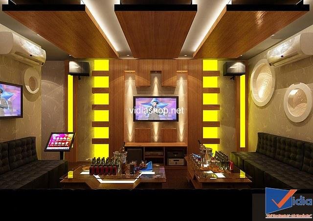 Phòng karaoke chất lượng cao