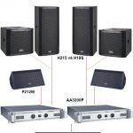 Hệ thống âm thanh hội trường HT2