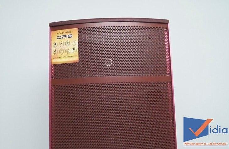 Đánh Giá Loa Kéo Karaoke Thương Hiệu Việt ORIS TO-815