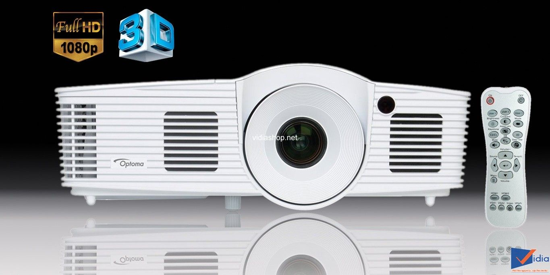 Máy chiếu Optoma HD28DSE xem phim sắc nét với chip Darbee