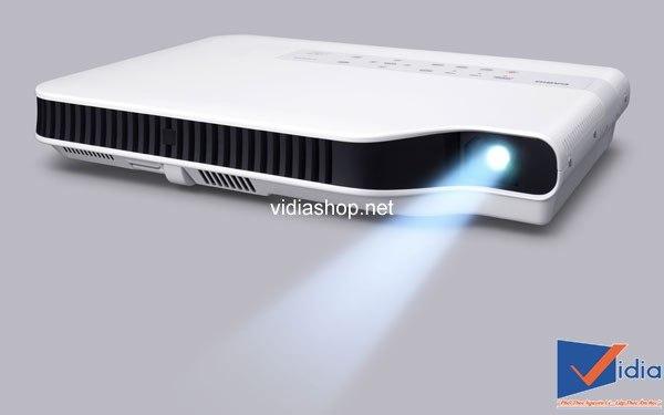 Công nghệ máy chiếu không sử dụng bóng đèn