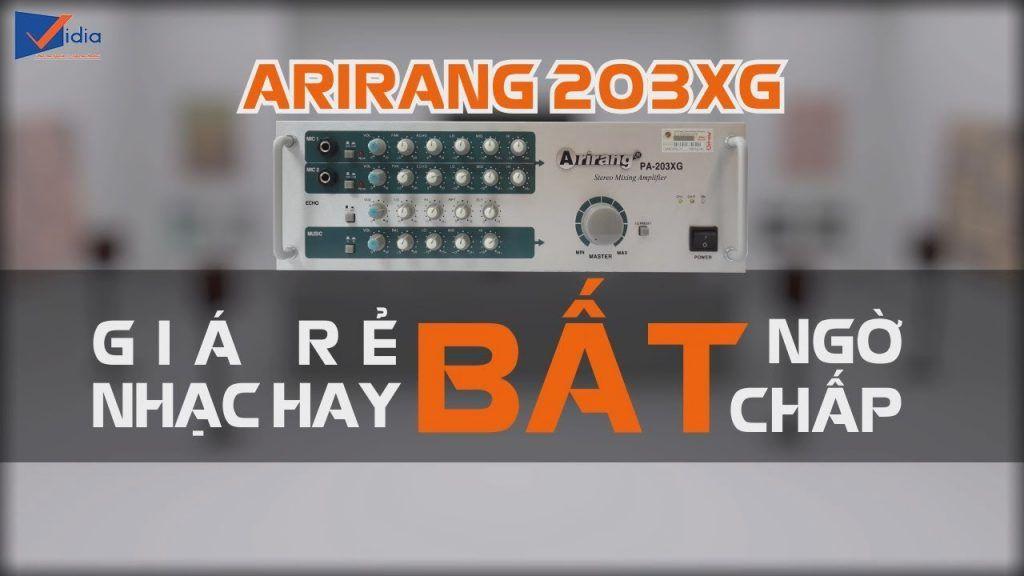 Amply Karaoke Arirang PA-230XG