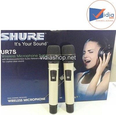 micro karaokeShure UR7S(1)