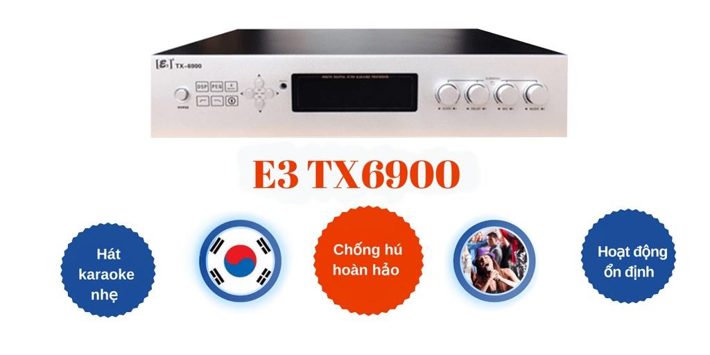 Amply E3 TX6900