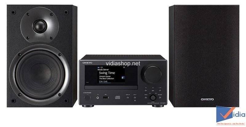 Onkyo Giới Thiệu Đầu Stereo Cỡ Nhỏ Tích Hợp Công Nghệ Không Dây Đa Phòng
