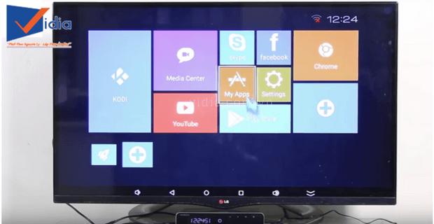 Hướng dẫn cài đặt thiết lập âm thanh hình ảnh chuẩn nhất cho Android Box Himedia Q10 Pro